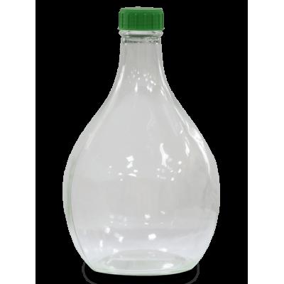 Бутыль 5л с крышкой (4шт) Груша