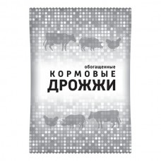 Дрожжи кормовые 1кг(9 шт) ВХ
