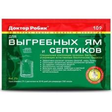Доктор Робик Биоочиститель для выгребных ям 75г (36шт)