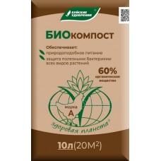 Удобрение Биокомпост марка А 10 л (4шт) БХЗ
