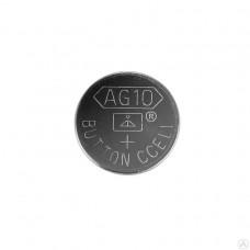 Батарейка кр. алкал AG10 10шт/200шт