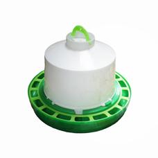 Поилка РЯБА ПРЕМИУМ 5л (автопоилка) для птицы пластик