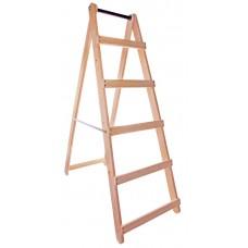 Лестница-стремянка Садовая деревянная 1,5м ВХ