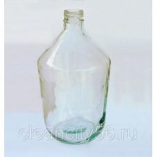 Бутыль 10л Твист-52 Бочонок