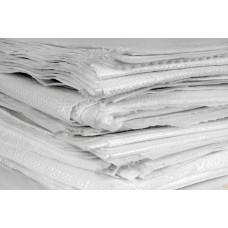 Мешок полипр.тканый 55*95 белый (100шт)