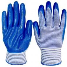 Перчатки Зебра (12шт)